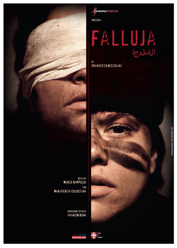 Falluja di Francesco Niccolini, regia Marco Rampoldi